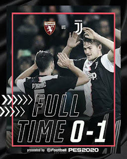 #Torino 0-1 #Juventus: De Ligt delights #Bianconeri with #first #goal in #Derby #win...#CR7 #Ronaldo