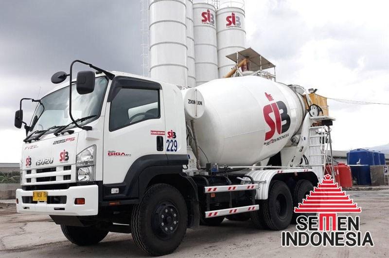 harga beton semen indonesia