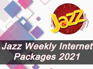 Jazz Internet Packages | Daily | 3 Days | Weekly | Monthly (Updated 2021)
