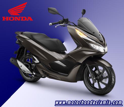 Brosur Kredit Motor Honda PCX Ciamis