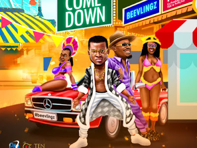 """Beevlingz – """"Come Down"""" ft Ycee"""