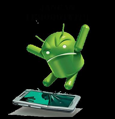 15 Cara Membuat HP OS Android Tidak Lemot