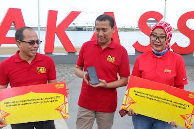 Pengujian Jaringan Indosat Ooredoo