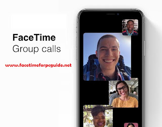 FaceTime Group Video Call