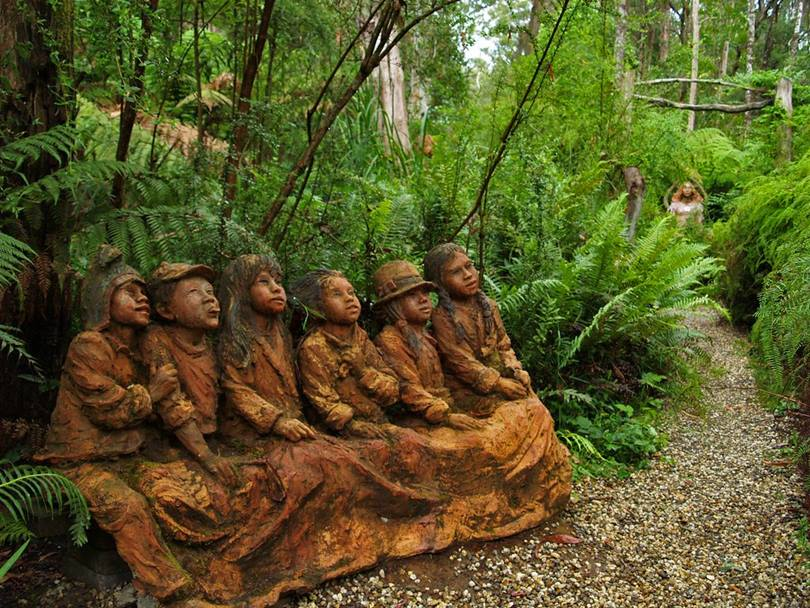Bruno's Art and Sculpture Garden, Australia