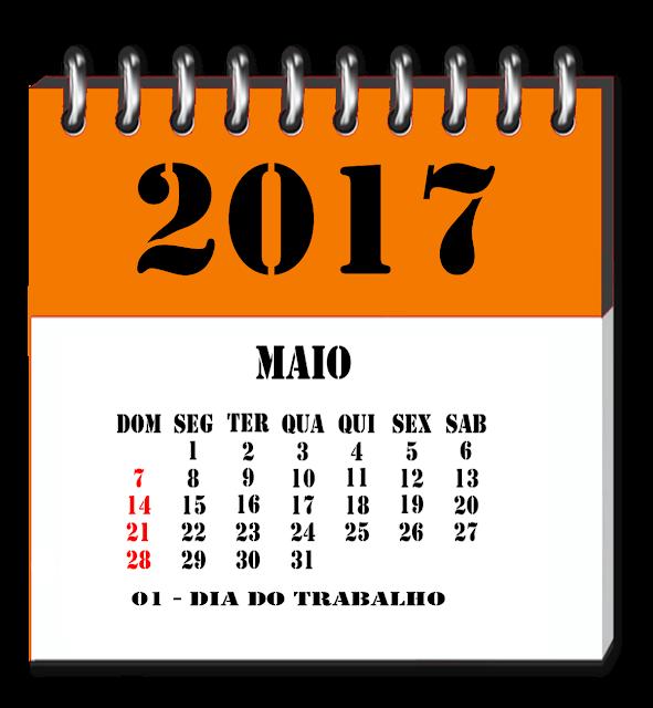 vencimento encargos maio/2017