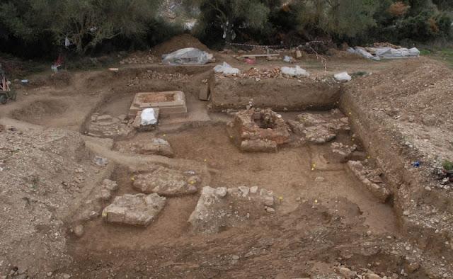 Θεσπρωτία: Το Ρωμαϊκό νεκροταφείο της Μαζαρακιάς