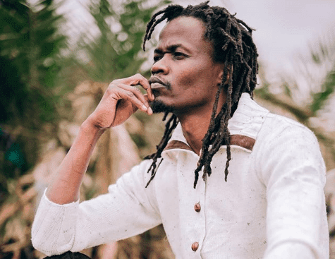 Rapper Julius Owino Ooko, well known as Juliani,