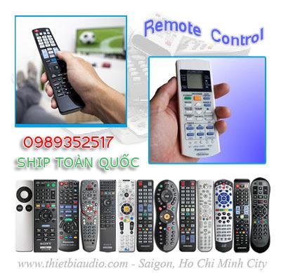 Chuyên cung cấp các loại Remote, điều khiển từ xa tivi...