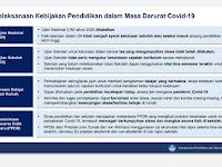 SE Mendikbud No 4 Tahun 2020 Pelaksanaan Kebijakan Pendidikan Dalam Masa Darurat Penyebaran Corona Virus Disease (Covid-19)