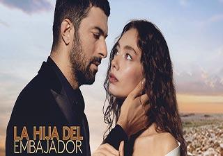 capítulo 41 - telenovela - la hija del embajador  - univision