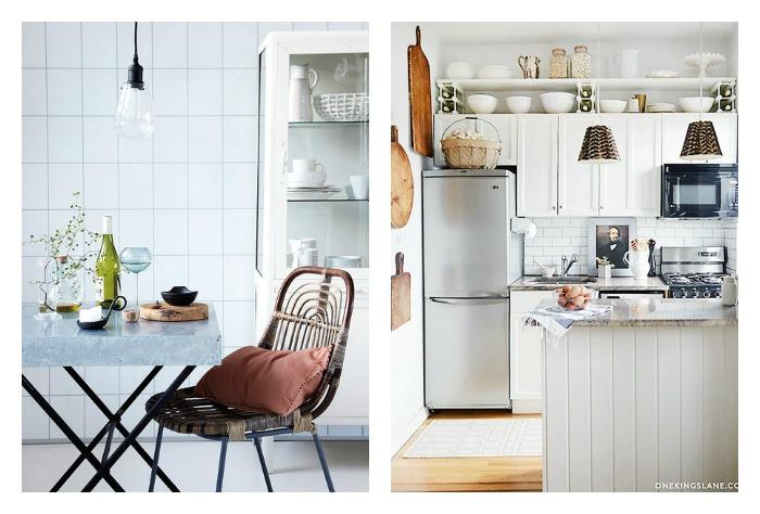 Cómo crear un office en la cocina