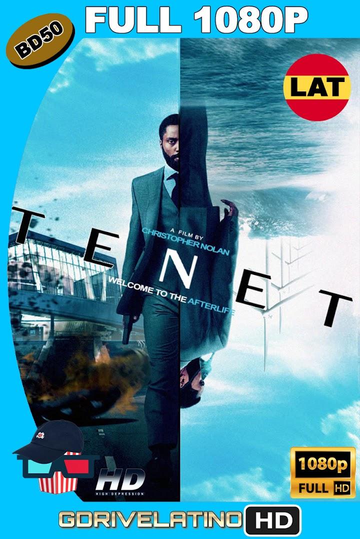 Tenet (2020) BD50 IMAX Full 1080p Latino-Ingles ISO