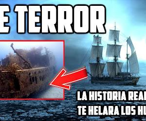 The Terror - La tétrica historia real que inspiró a Dan Simmons