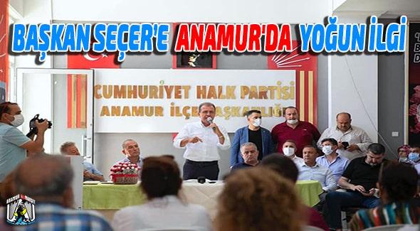 Vahap Seçer,Mersin Büyükşehir Belediyesi,Anamur Haber,Anamur Haberleri,CHP ANAMUR,Durmuş Deniz,SİYASET,