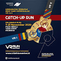 Indonesia Triathlon Series – VR Series ∙ Catch-Up Run • 2020