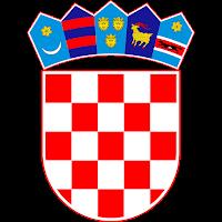 Logo Gambar Lambang Simbol Negara Kroasia PNG JPG ukuran 200 px