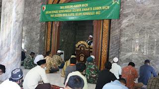Kodim Probolinggo Gelar Doa Bersama untuk Keselamatan KRI Nanggala 402