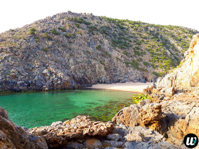 Cala Domestica La Caletta beach, Buggerru | Sardinia, Italy | wayamaya