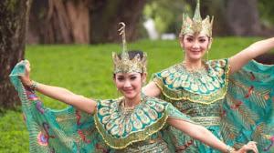 30 Gambar Tari Merak Dari Jawa Barat