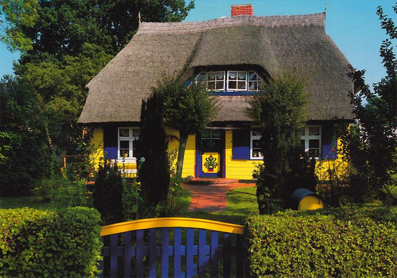 Thomas Willerich Häuser und Türen auf Fischland Darß und