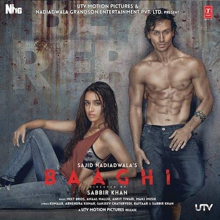 Baaghi 2016 Hindi Full Movie