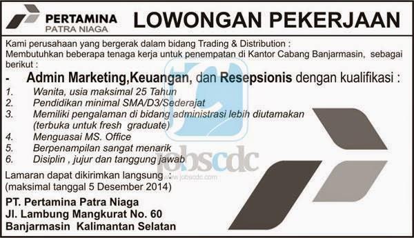 Image Result For Lowongan Kerja Admin