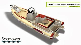 seapower gt 750, salone nautico di genova, 2014, 2013, 53°, 54°
