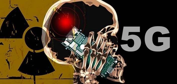 A Rede 5G e seus impactantes efeitos na saúde humana