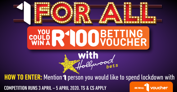 Hollywoodbets & 1voucher