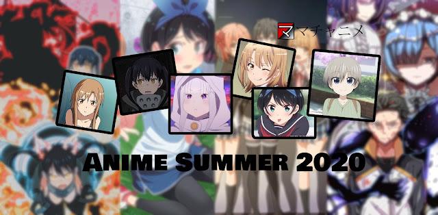 anime summer 2020