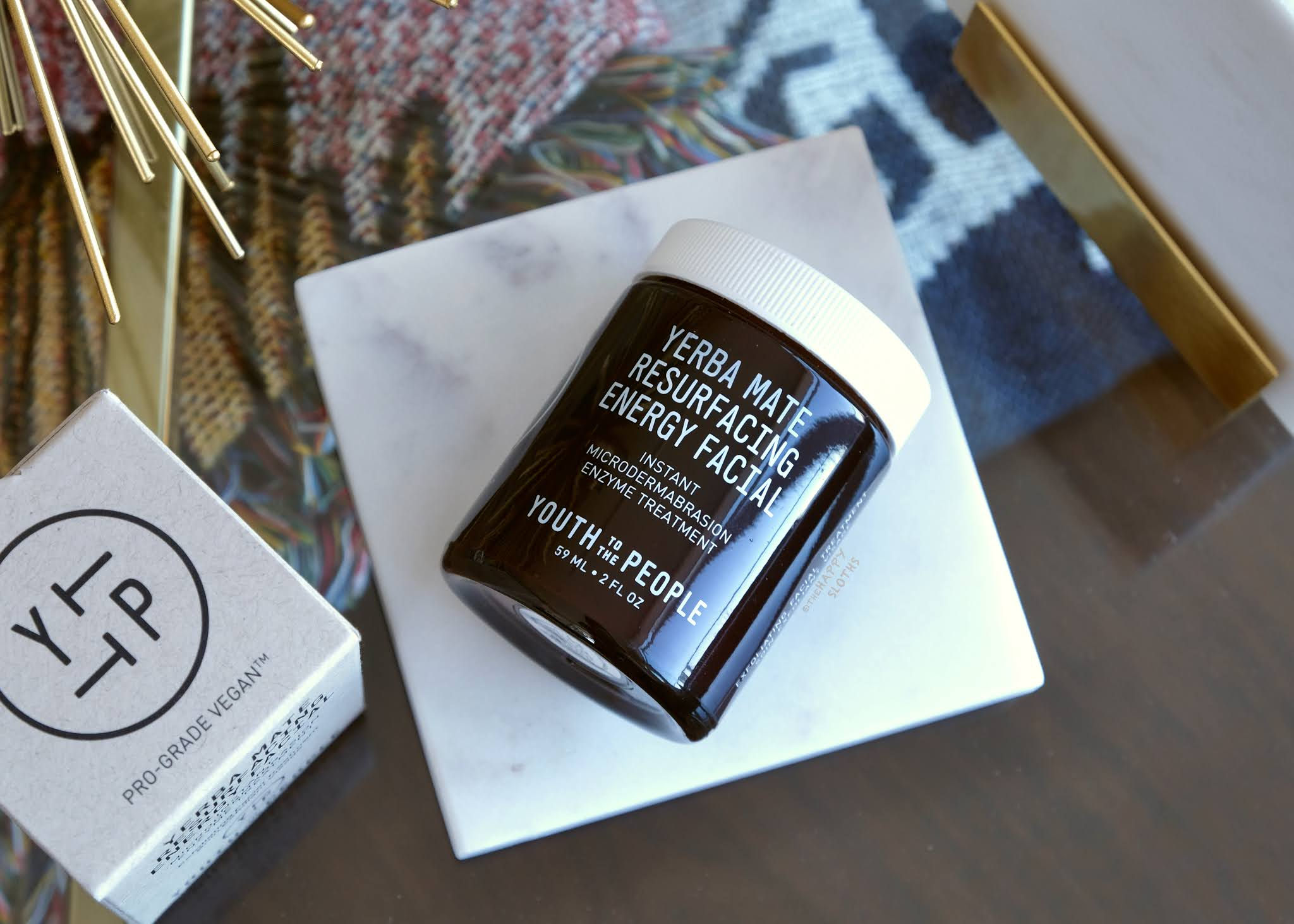 Youth To the People   Yerba Mate Resurfacing Energy Facial: Review