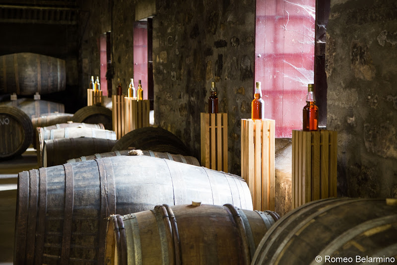 Glen Moray Distillery Scottish Highlands Road Trip Itinerary