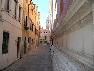 Calle Traghetto, Venezia
