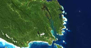 Tutorial Gap Fill - Menghilangkan Garis-garis pada Citra Satelit Landsat