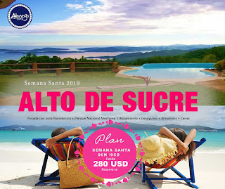 imagen Plan semana santa Alto de Sucre