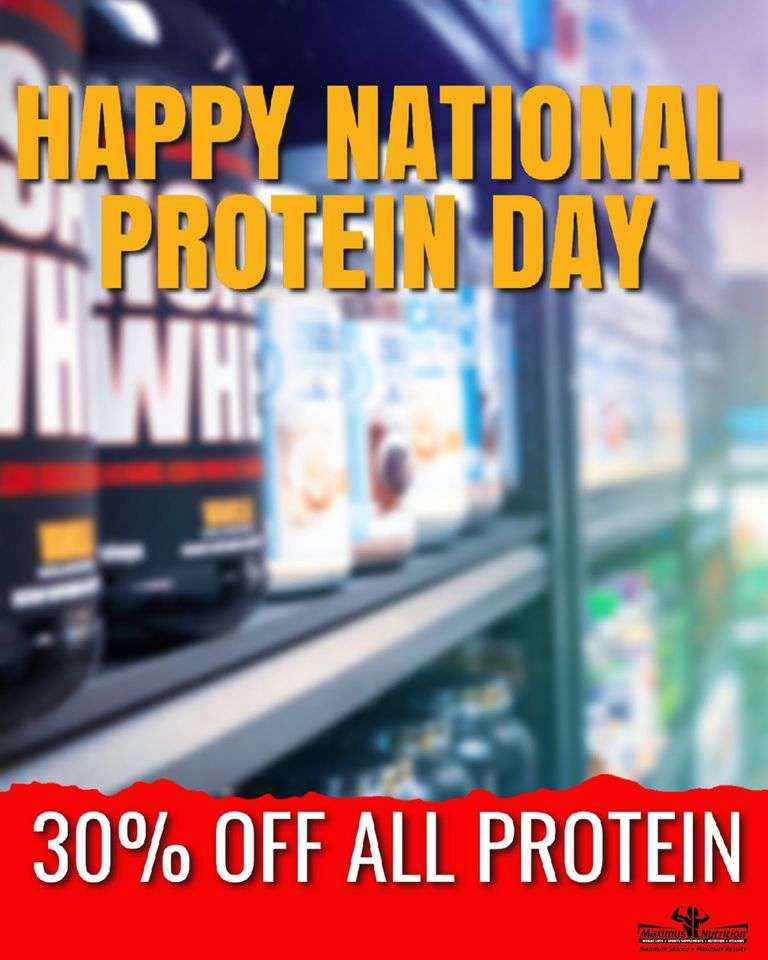 National Protein day Wishes Pics