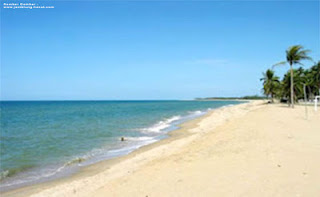 Lokasi Tempat Wisata The Sea Pantai Cahaya