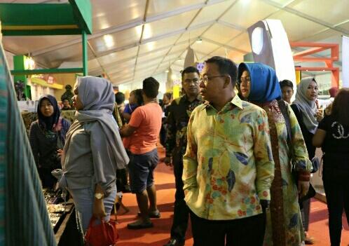 Walikota Binjai Kunjungi Pameran Indonesia City Expo 2018