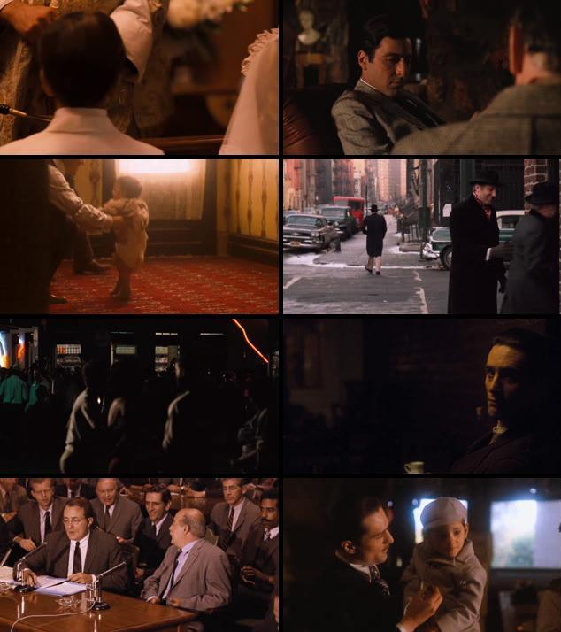 The Godfather Part II (1974) Dual Audio Hindi 480p BluRay