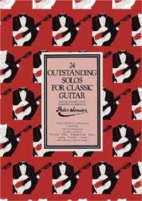 39 Progressive Solos For Classical Guitar Book 2