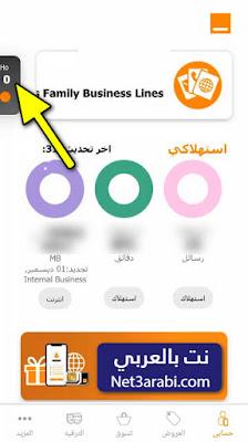 orange dsl استهلاك الانترنت