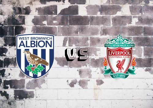 West Bromwich Albion vs Liverpool  Resumen y Partido Completo