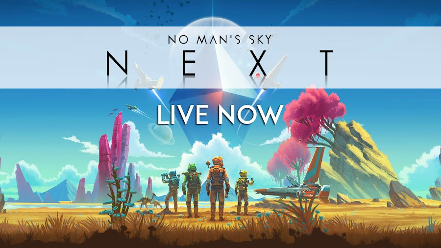 no mans sky next update hello games