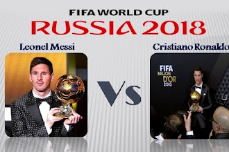 Lionel Messi vs Cristiano Ronaldo | Who perform the best play in World Cup 2018   ?