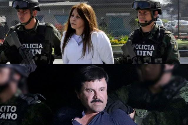 Ejecutan a familiar de socia de El Chapo Guzman