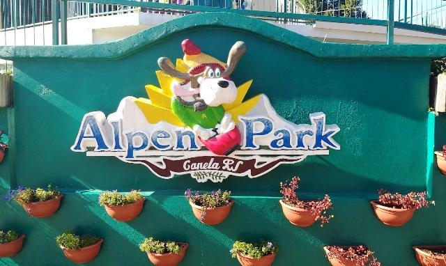Alpen Park, o Parque de Diversões em Canela, na Serra Gaúcha