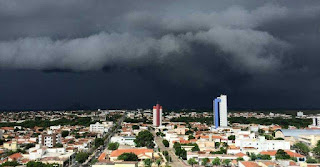 Alerta de chuvas intensas é emitido para 47 municípios da Paraíba
