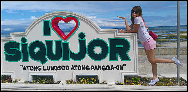 I love Siquijor logo