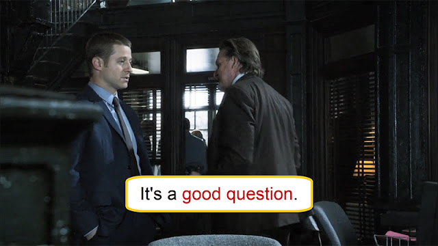 Arti Good Question
